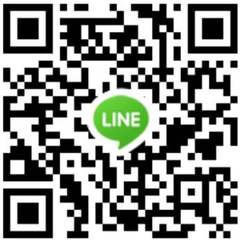 Line QR code for add contact