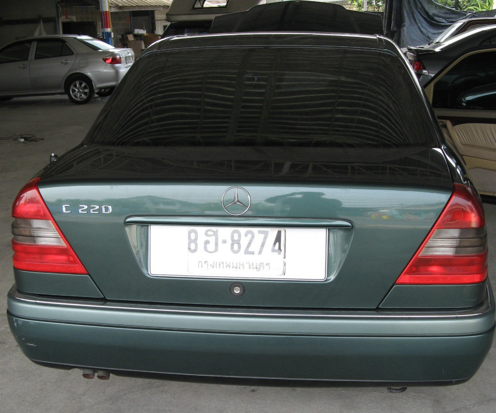 benz c220 gas-9