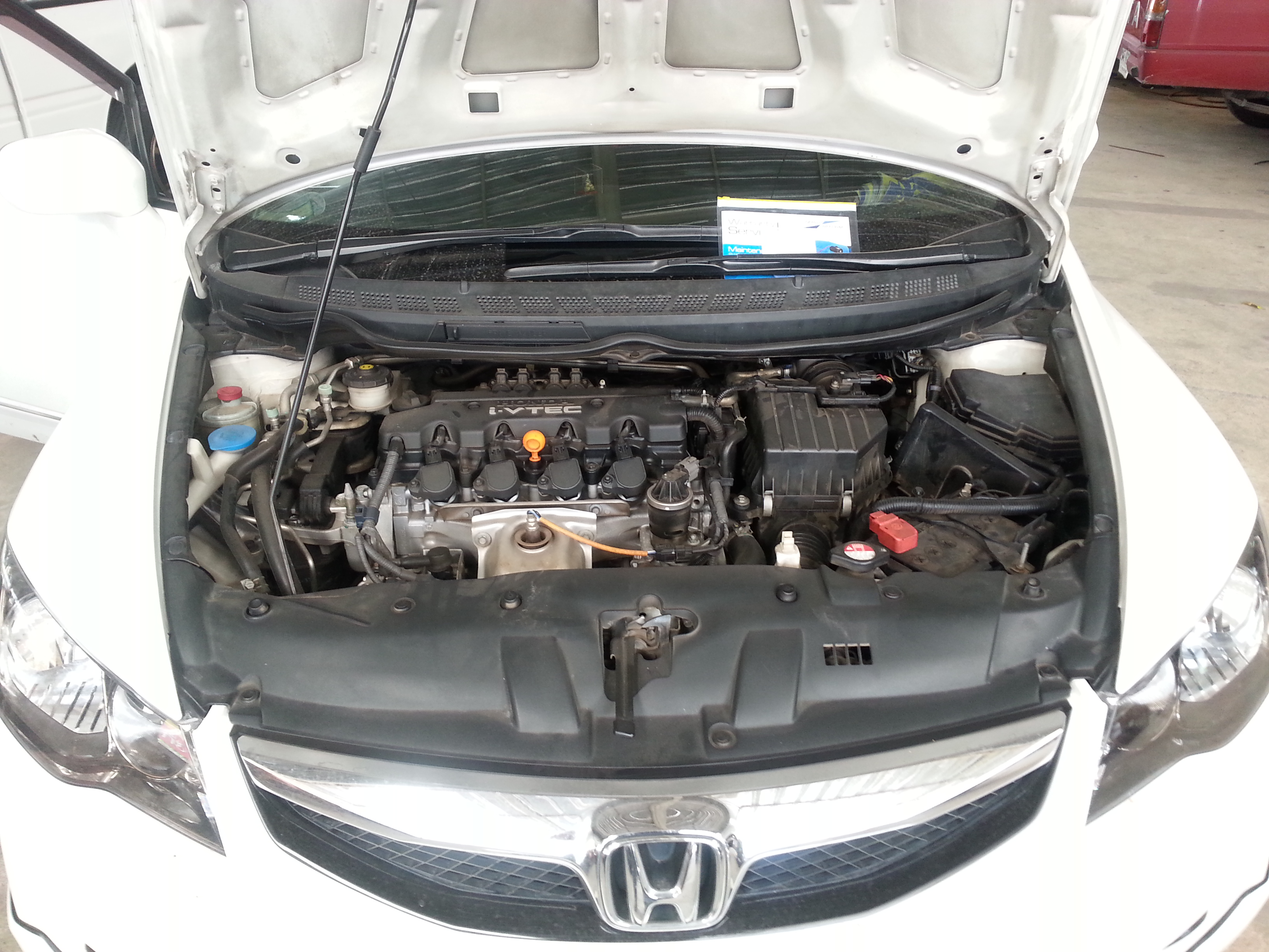 civic fd 18 gas er-9