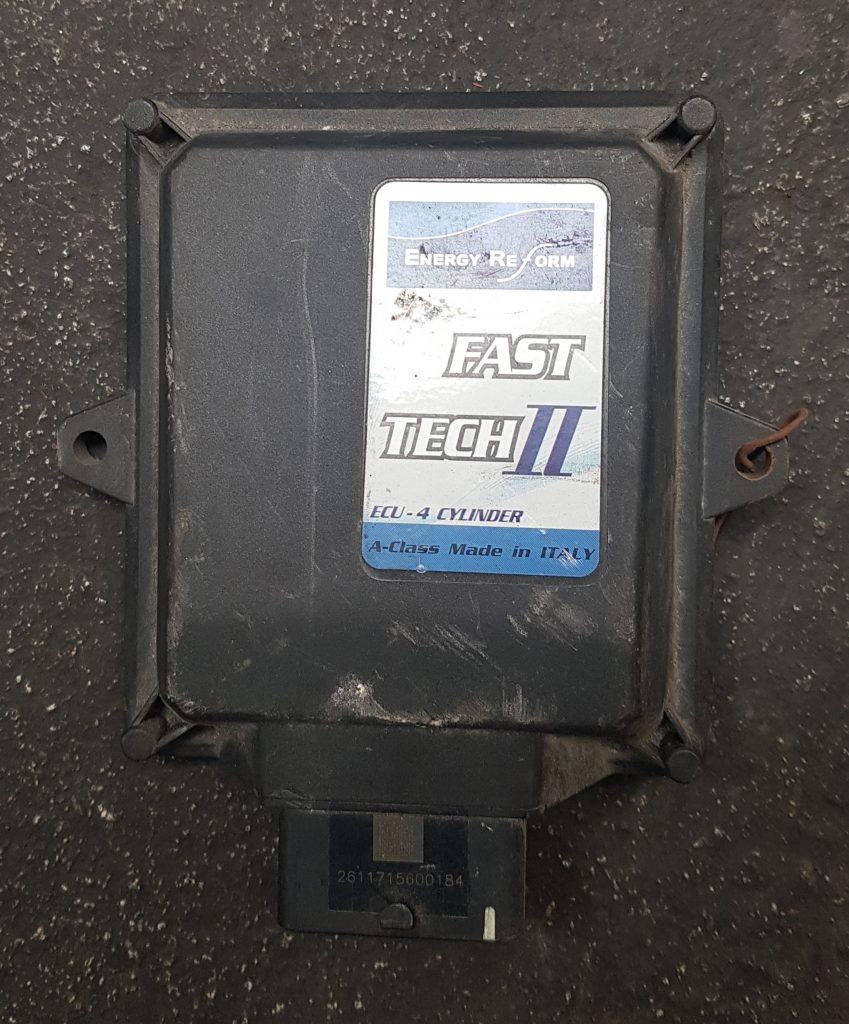 กล่อง ECU แก๊ส เสีย